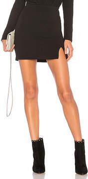Privacy Please Springfield Mini Skirt