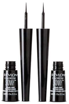 Revlon® ColorStay Skinny Liquid Liner - 301 Black Out - .16 oz - 2 pack