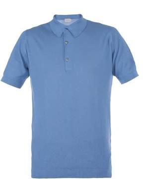 John Smedley Cotton Polo Shirt