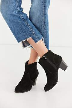 Urban Outfitters Westie Suede Ankle Boot