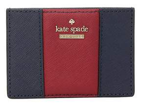 Kate Spade Cameron Street Racing Stripe Card Holder