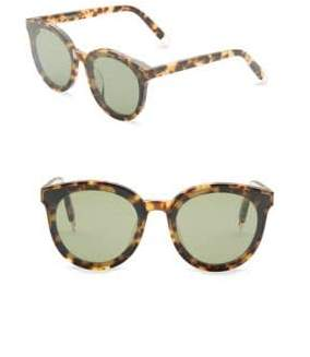 Gentle Monster 64MM Round Sunglasses