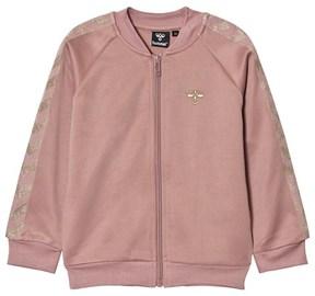 Hummel Rose Gold Olga Zip Sweater