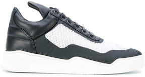 Filling Pieces contrast panel sneakers
