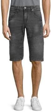 ProjekRaw Ribbed Stretch Shorts