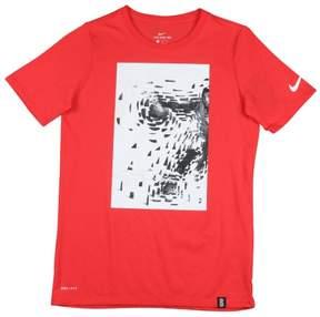 Nike Big Boys' (8-20) Dri-Fit Kyrie Collage T-Shirt