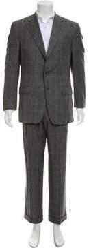 Corneliani Wool Two-Piece Suit