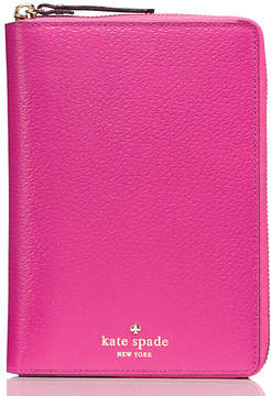 Kate Spade Grand street zip around personal organizer