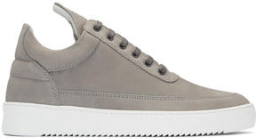Filling Pieces Grey Ripple Sneakers