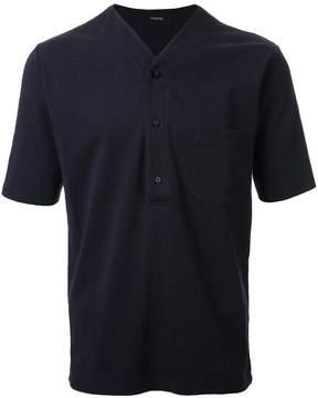 Lemaire v-neck T-shirt