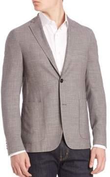 Pal Zileri Wool Slim-Fit Sportcoat