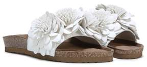 Not Rated Women's Cinnamon Footbed Sandal