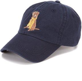 Daniel Cremieux Chuck Dog Embroidered Logo Baseball Cap