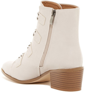 Catherine Malandrino Stakey Multi-Strap Boot