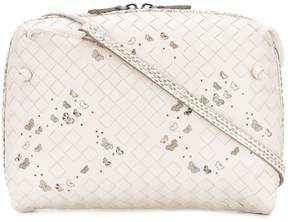 Bottega Veneta butterfly-print crossbody bag