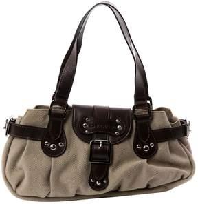 Longchamp Cloth shoulder bag - BEIGE - STYLE