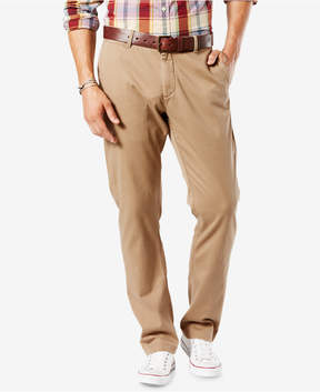 Dockers Stretch Athletic Fit Washed Khaki Pants