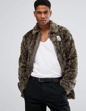 Cheap Monday Shaggy Jacket