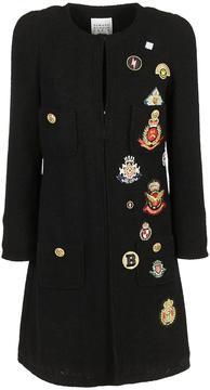 Edward Achour Multi-patch Coat