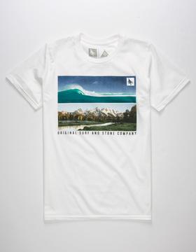 Hippy-Tree HIPPYTREE Panoramic Mens T-Shirt