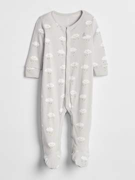 Gap Cuddle & Play Footed One-Piece