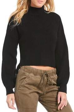 Chelsea & Violet Lace Up Side Sweater