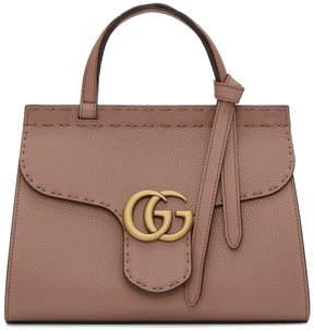 Gucci Pink Mini GG Marmont Bag