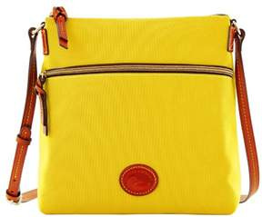 Dooney & Bourke Nylon Crossbody Shoulder Bag - YELLOW - STYLE