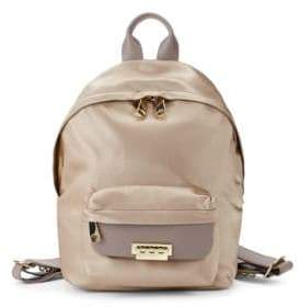 Zac Posen Eartha Iconic Embellished Small Backpack