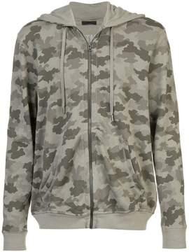 ATM Anthony Thomas Melillo camouflage hoodie