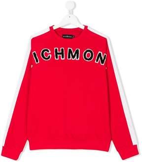 John Richmond Kids branded sweatshirt