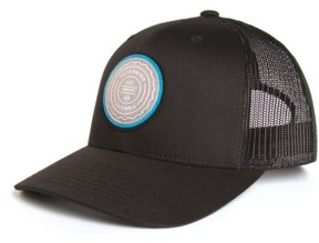 Travis Mathew Men's 'Trip L' Trucker Hat - Black