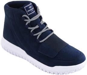 UNIONBAY Navy Airway Suede Sneaker - Men