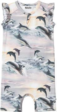 Molo Dolphin Sunset Short Leg Faris Body