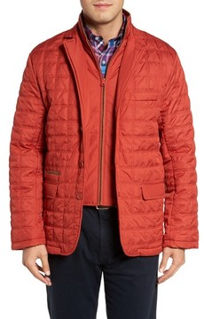 Tailorbyrd Men's Iota Quilted Jacket