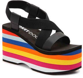 Rocket Dog Women's Bayer Wedge Sandal