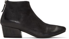 Marsèll Black Freccia Boots