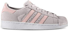 adidas Little Girls' Superstar Sneakers from Finish Line