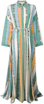 Emilio Pucci long printed dress
