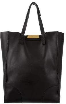 Giuseppe Zanotti Grained Leather Tote