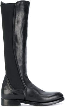 Silvano Sassetti tall boots