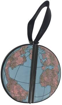 Diane von Furstenberg Leather mini bag