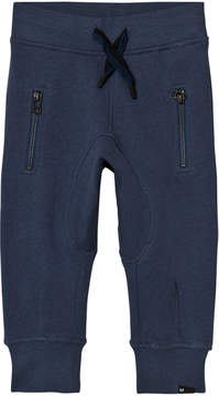 Molo Infinity Blue Ashton Soft Pants