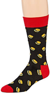 HS by Happy Socks 1 Pair Crew Socks- Extended Size
