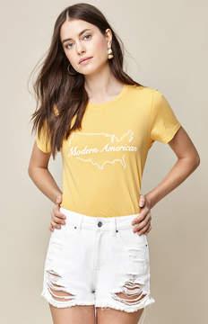 La Hearts Modern American T-Shirt