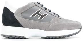 Hogan New Interactive panelled sneakers