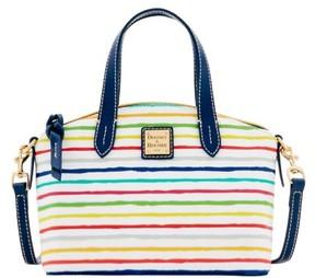 Dooney & Bourke Multi Watercolor Stripes Ruby Bag Top Handle Bag - MULTI - STYLE