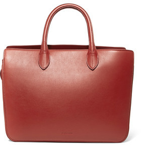 Jil Sander Leather Tote