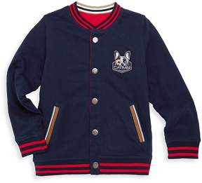 Catimini Little Boy's & Boy's Multi-Pocket Baseball Jacket