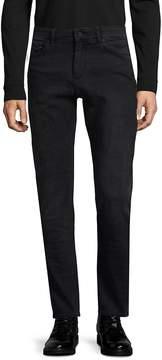 DL1961 Premium Denim Men's Cooper Relaxed Skinny-Fit Dark Jeans